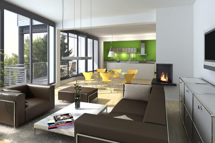 plankonzept odrobka - architekturbüro, Hause deko
